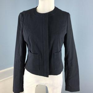 Brooks Brothers navy Blue Blazer jacket S 4 Career